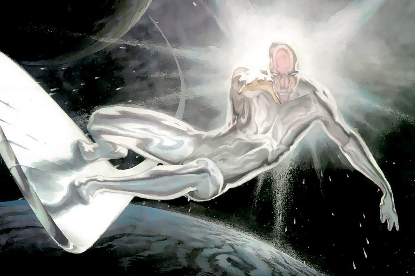 Un film sur le Surfeur d'Argent se rapproche chez Marvel !