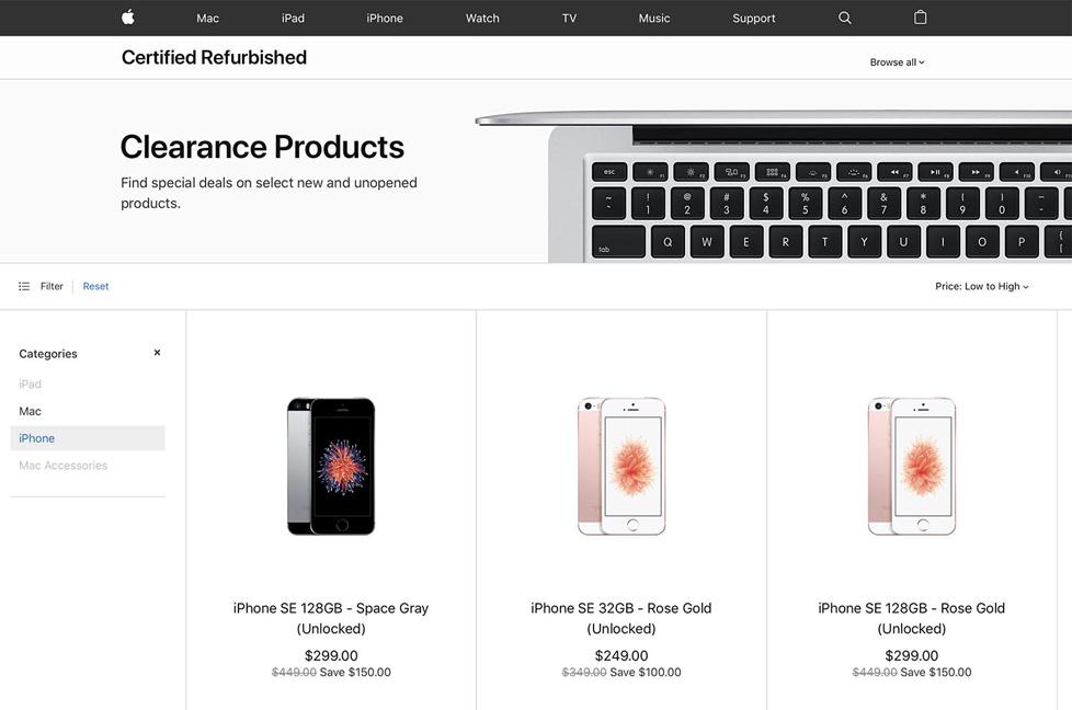 Apple-iPhone-SE-destockage