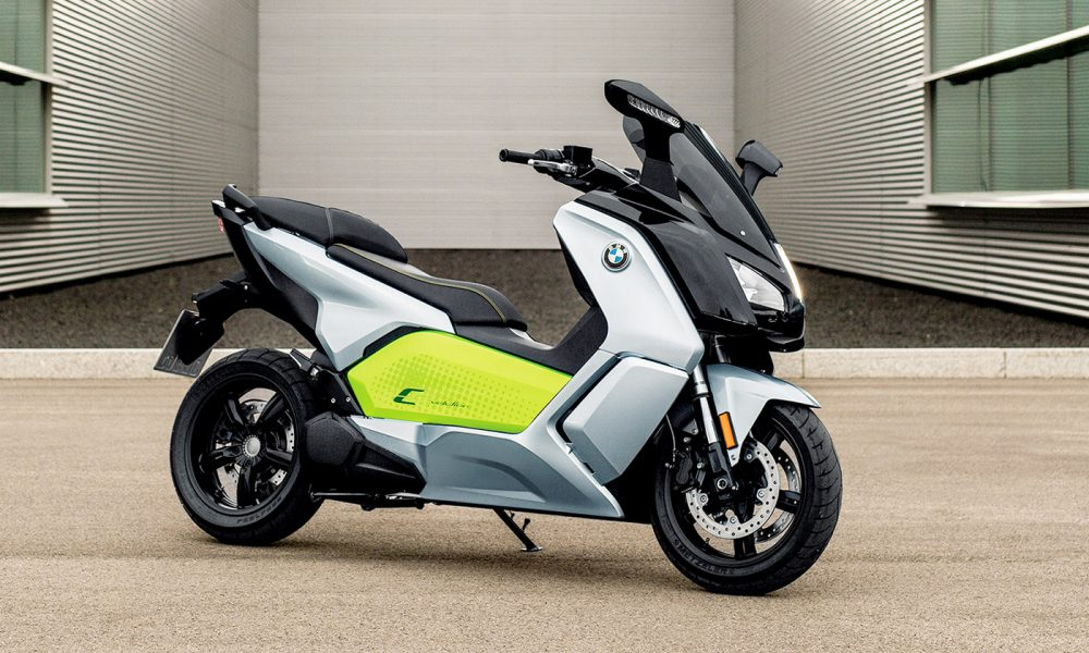 BMW-C-Evolution