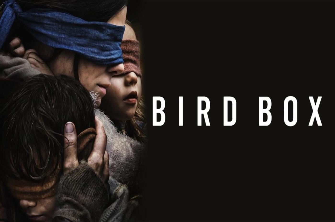 Bird Box sur Netflix