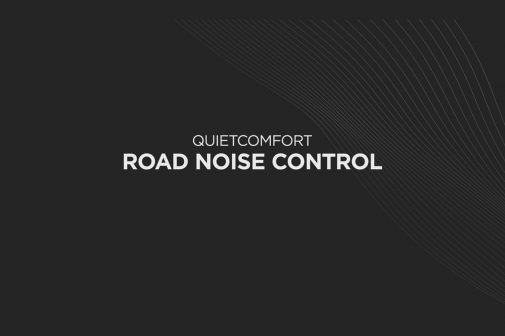 Bose-Noise-Road-Control