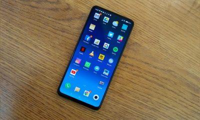 Le magnifique écran du Xiaomi Mi Mix 3