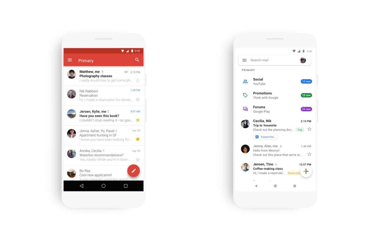 Gmail-ancien-nouveau