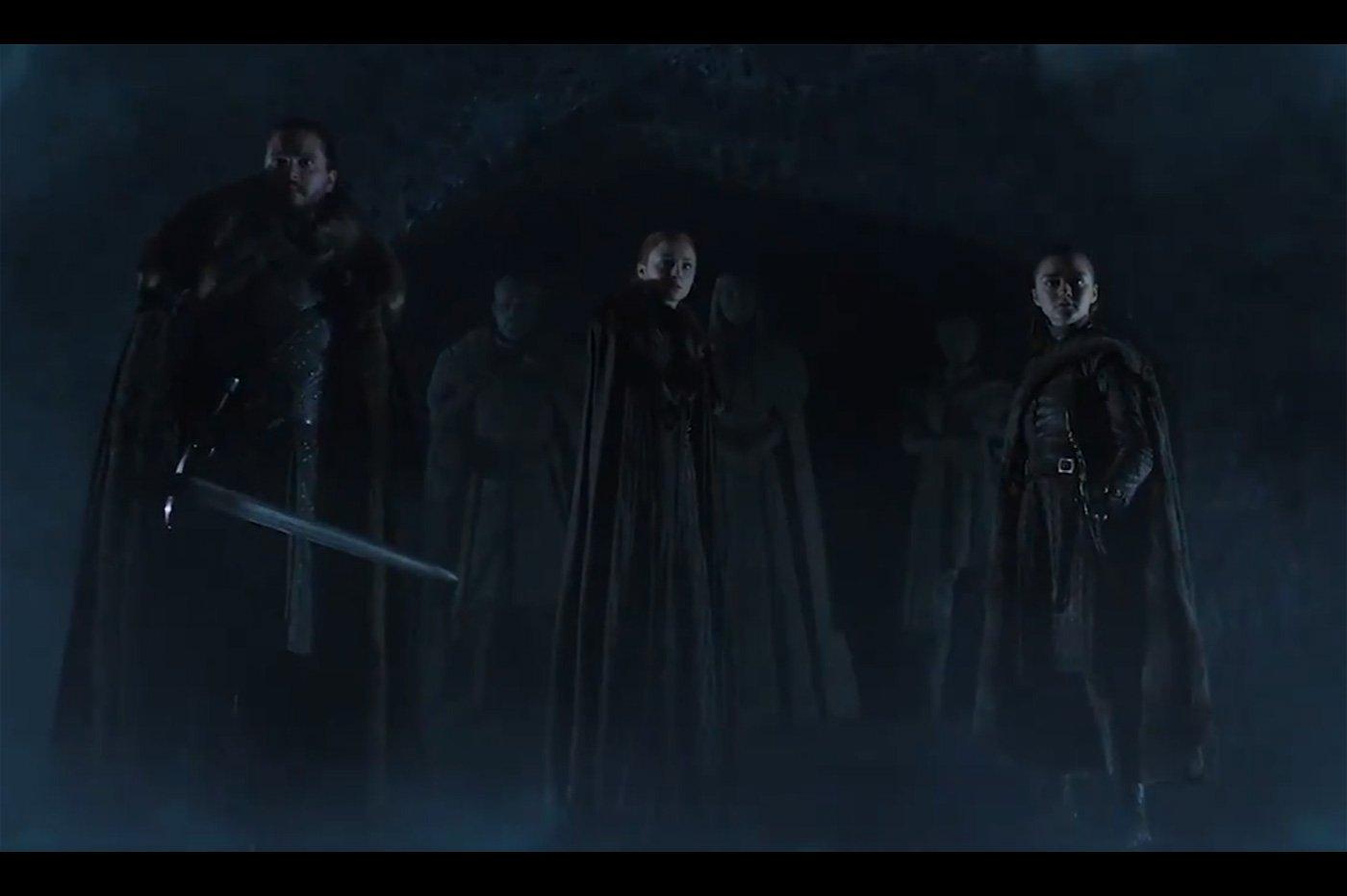 Découvrez la date de diffusion de la saison finale — Game of Thrones
