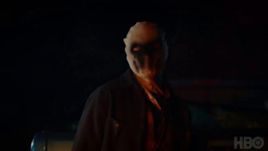 Watchmen HBO Rorschach