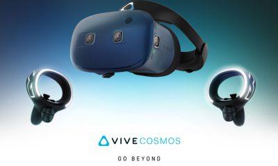 Casque VR HTC Vive Cosmos
