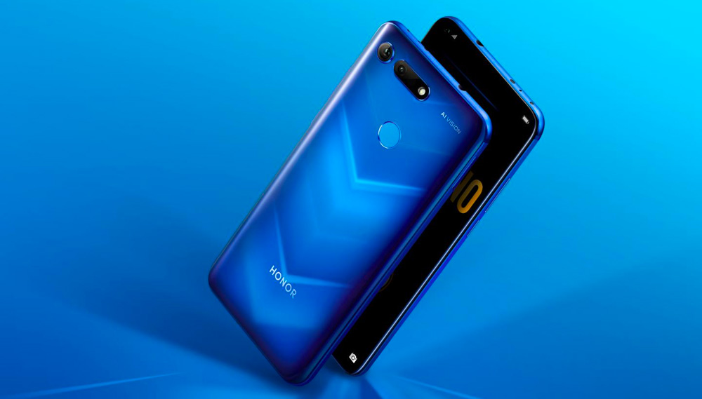 Honor View 20 design