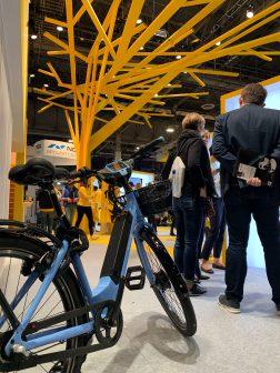 La vélo VAE Véligo de La Poste Présenté au CES 2019