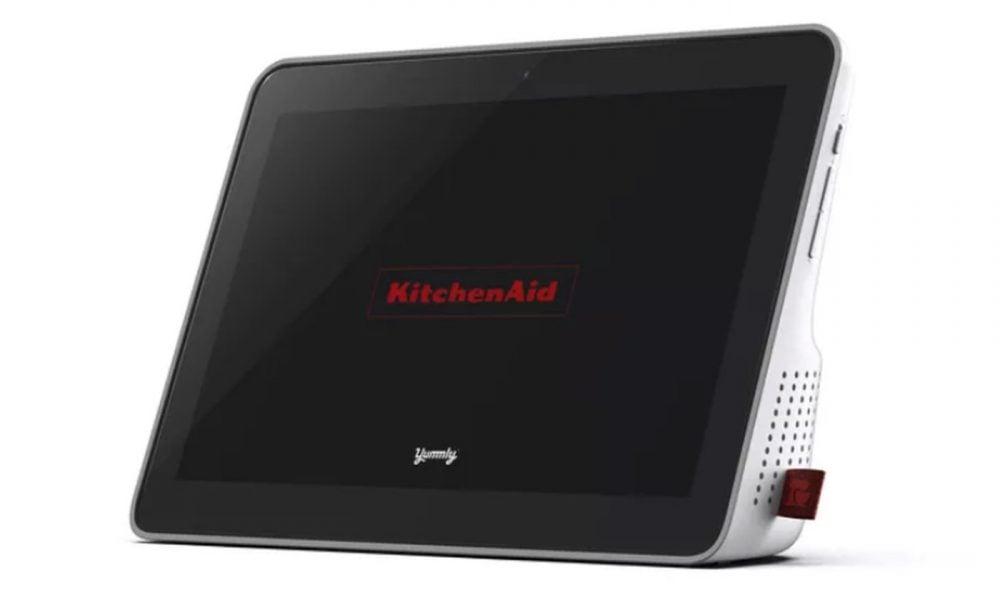 Tablette KitchenAid Smart Display