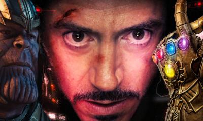 Avengers Endgame : destin et mission de Tony Stark Iron Man Avengers 4