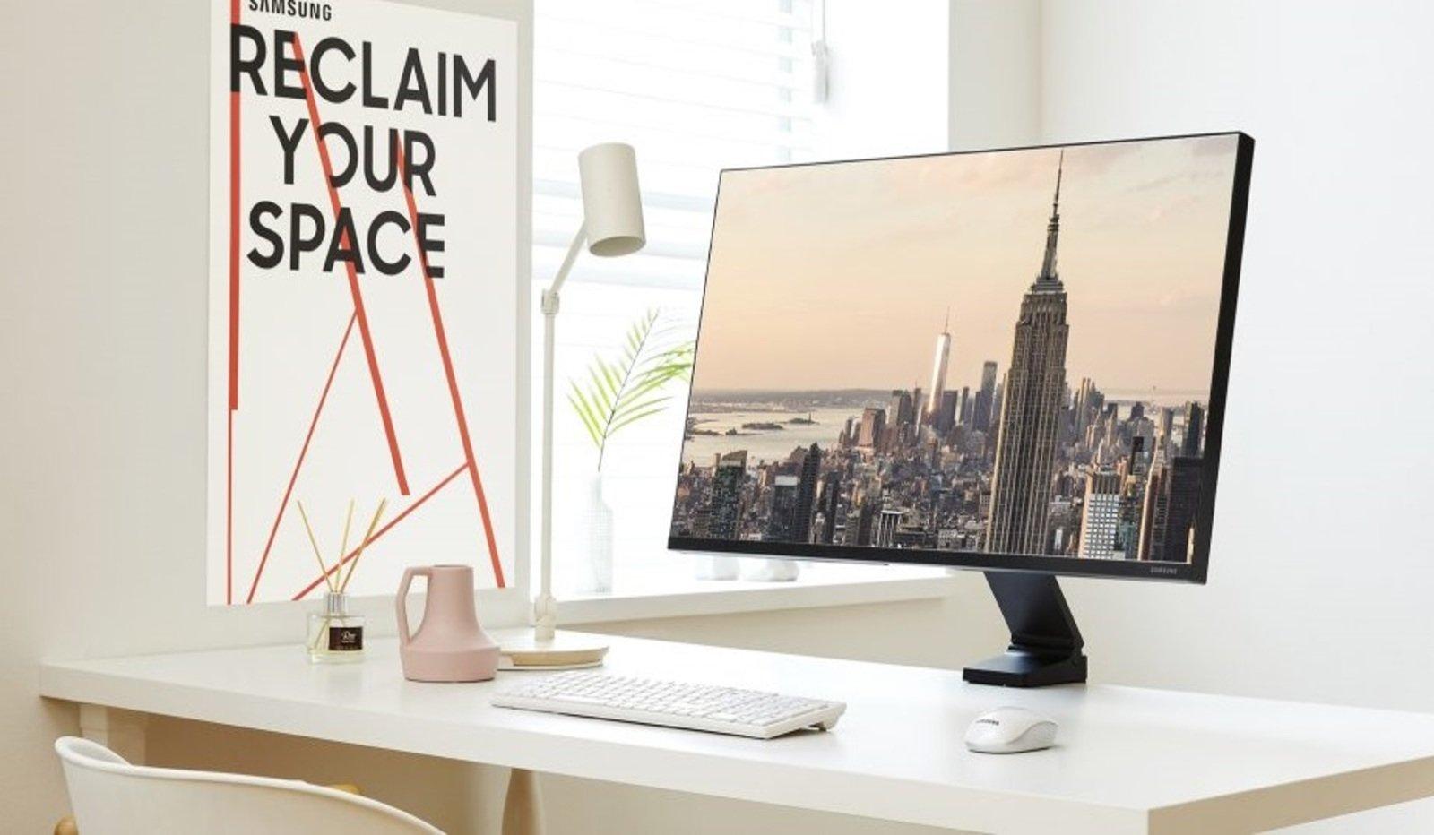 CES 2019 : écran Samsung Space Monitor