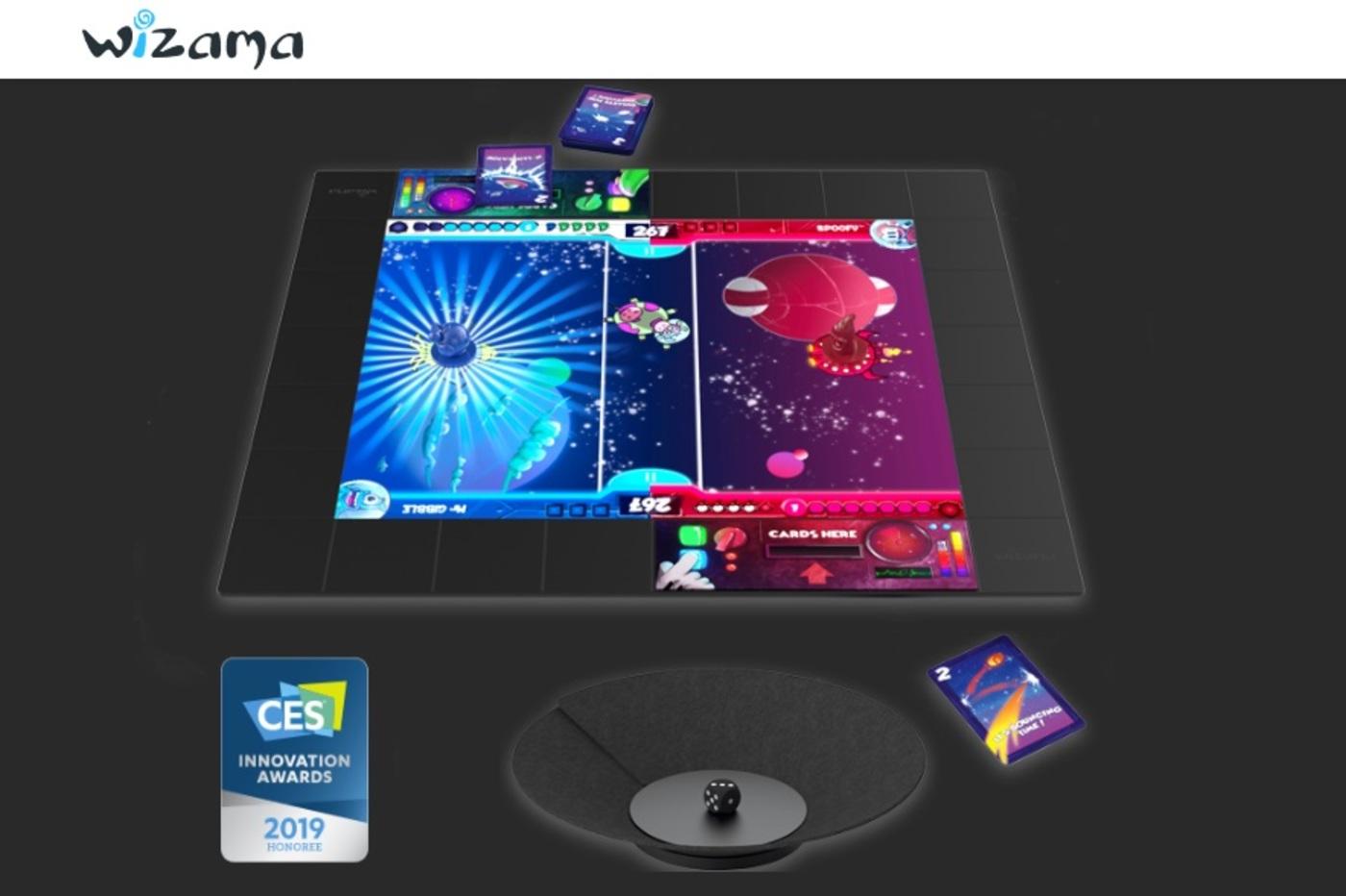 CES 2019 : console SquareOne