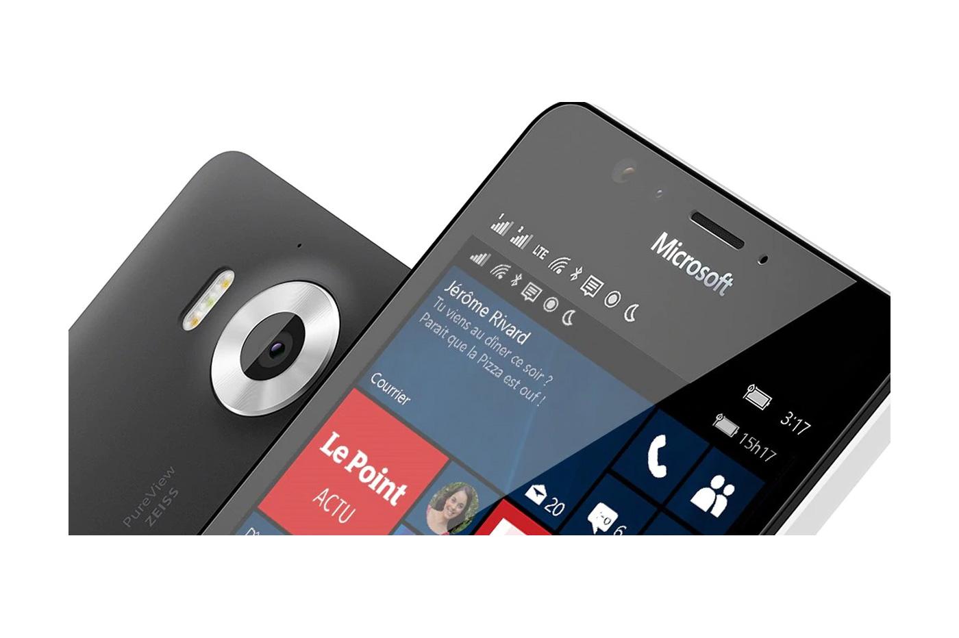 Smartphones : Microsoft pousse les utilisateurs dans les bras d'Android et d'iOS