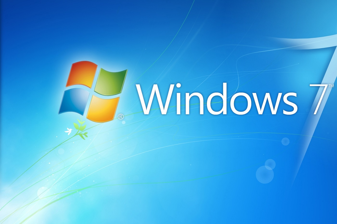 Windows 7 n'a plus qu'un an (de support) devant lui