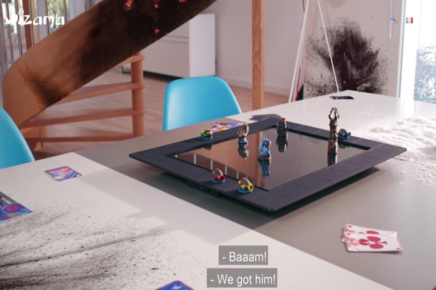 Wizama réinvente les jeux de société avec sa console SquareOne
