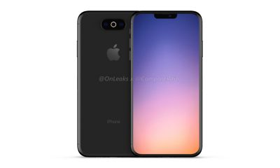 Apple iPhone XI prototype horizontal