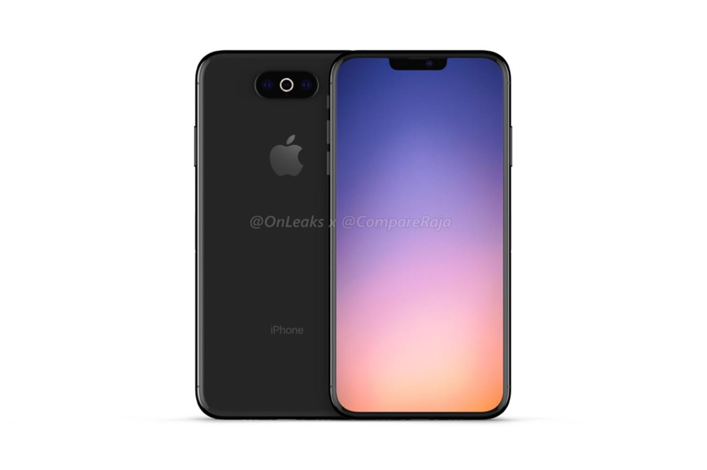 Apple iPhone XI prototype horizontal