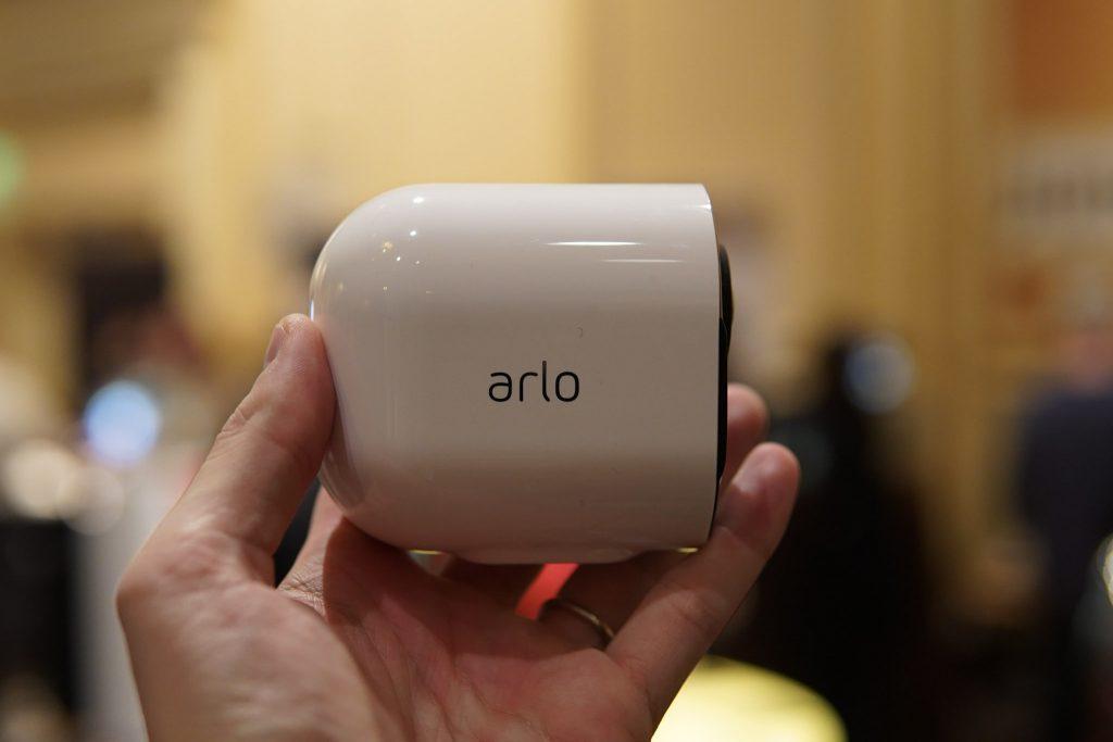 Arlo Ultra profil
