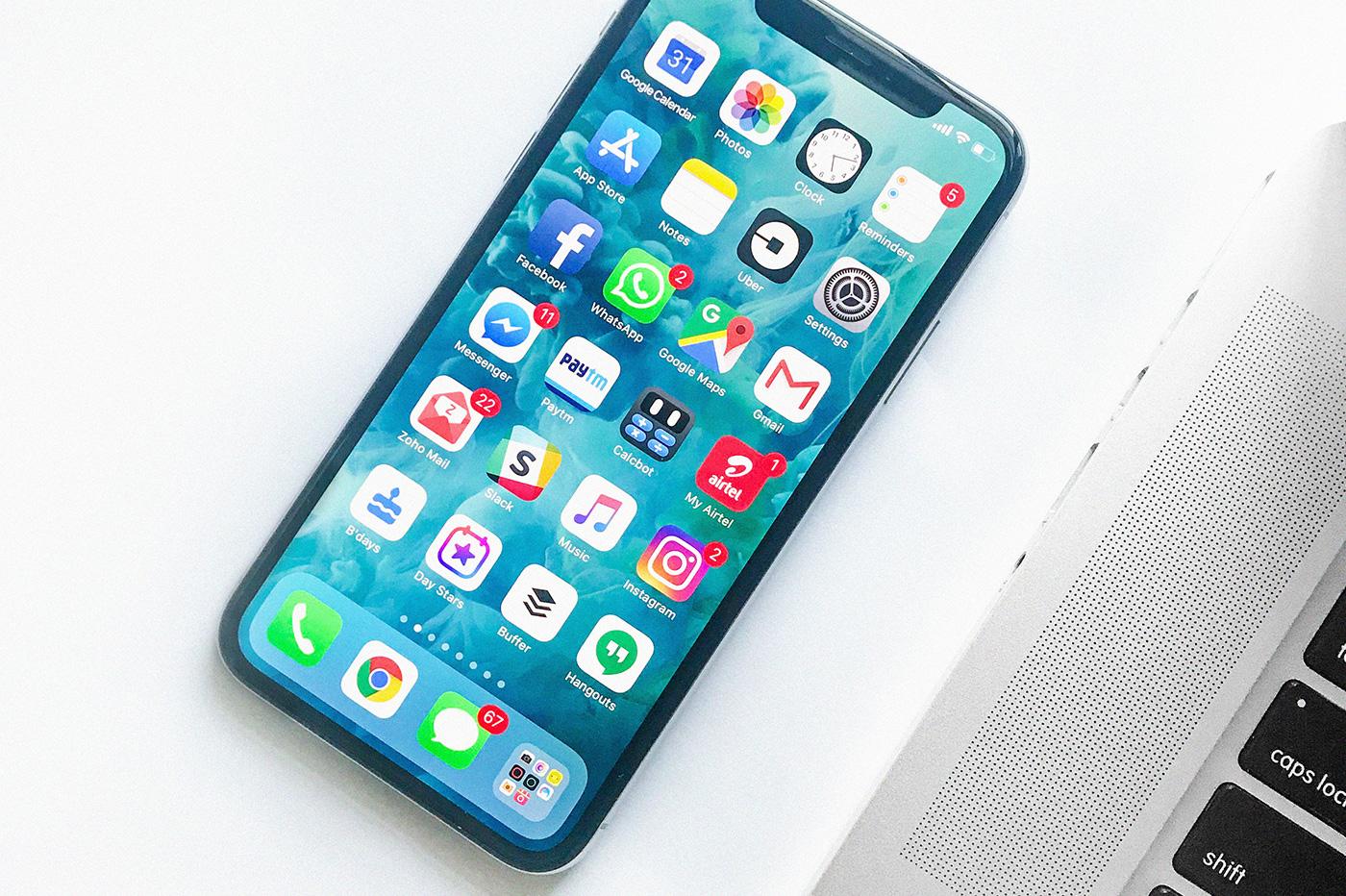 Back Market iPhone X