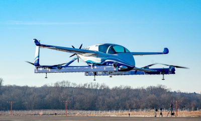 Boeing taxi volant