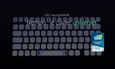 Clavier Nemeio