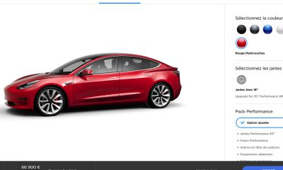 configurateur tesla model 3