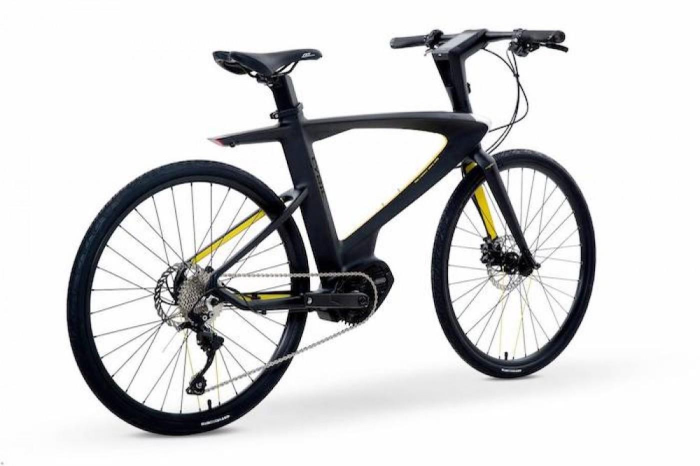 Vélo intelligent Cybic Legend sous Alexa