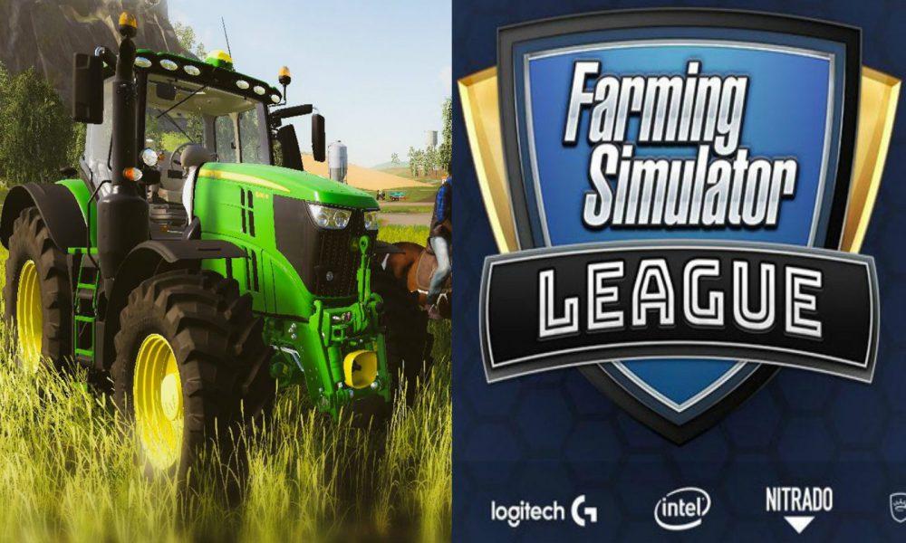 Compétition eSport de Farming Simulator