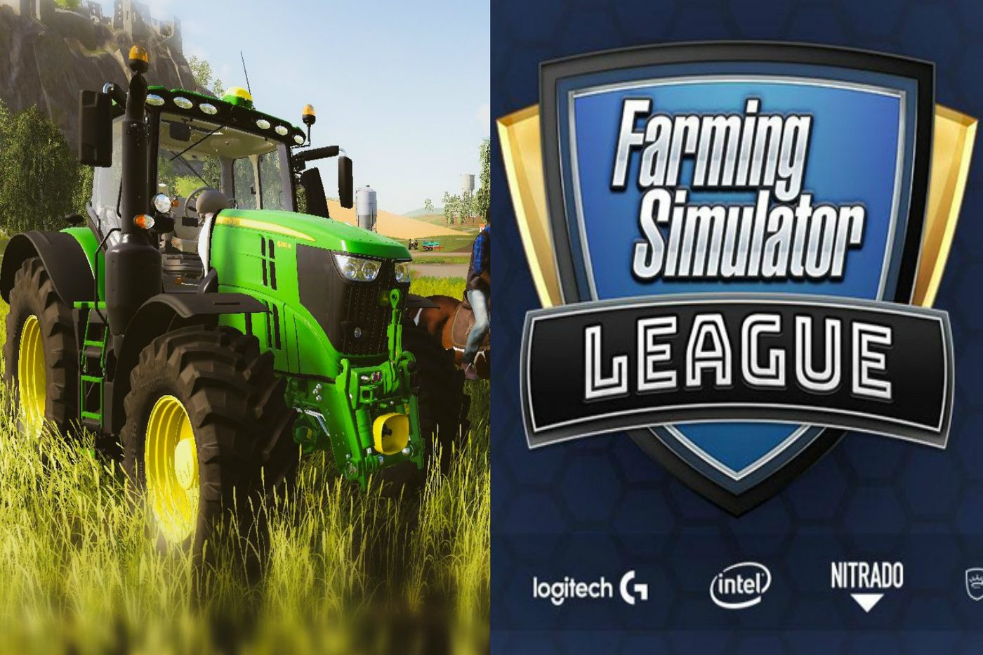 Compétition eSport de Farming Simulator