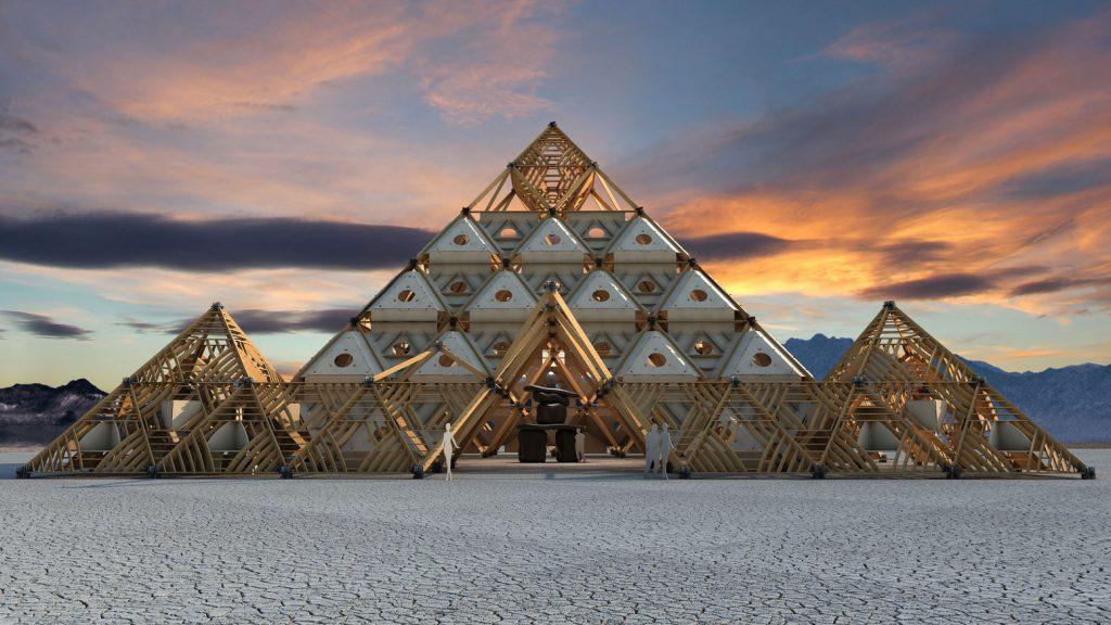 Fondation Elon Musk Burning Man