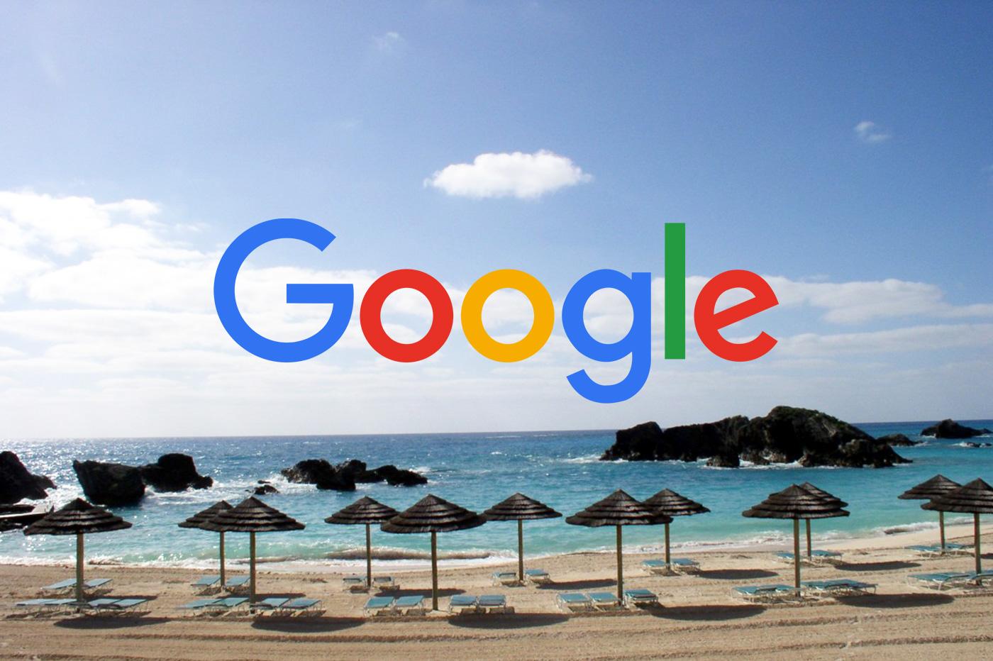 Google Bermudes