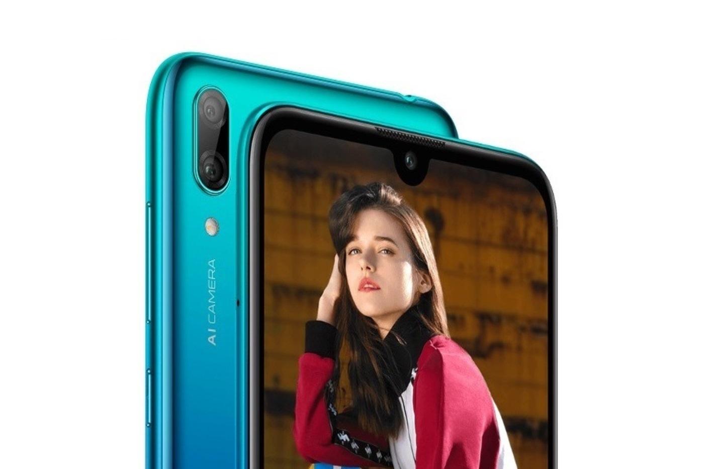Sortie du Y7 Pro 2019 de Huawei