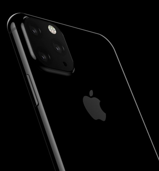 iPhone XI Camera Apple