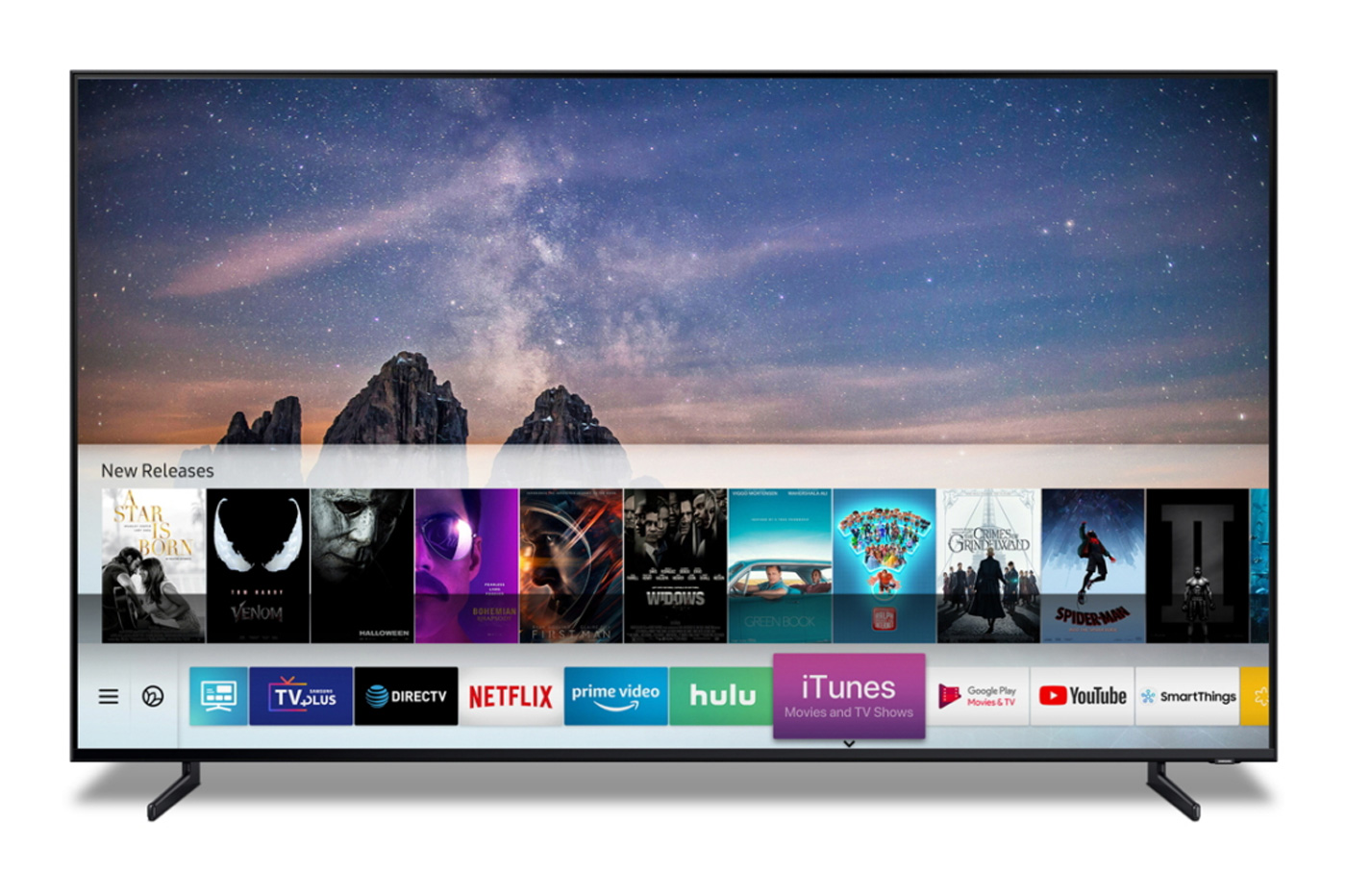 iTunes-Smart-TV-Samsung