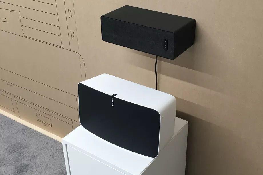 IKA Sonos prototype