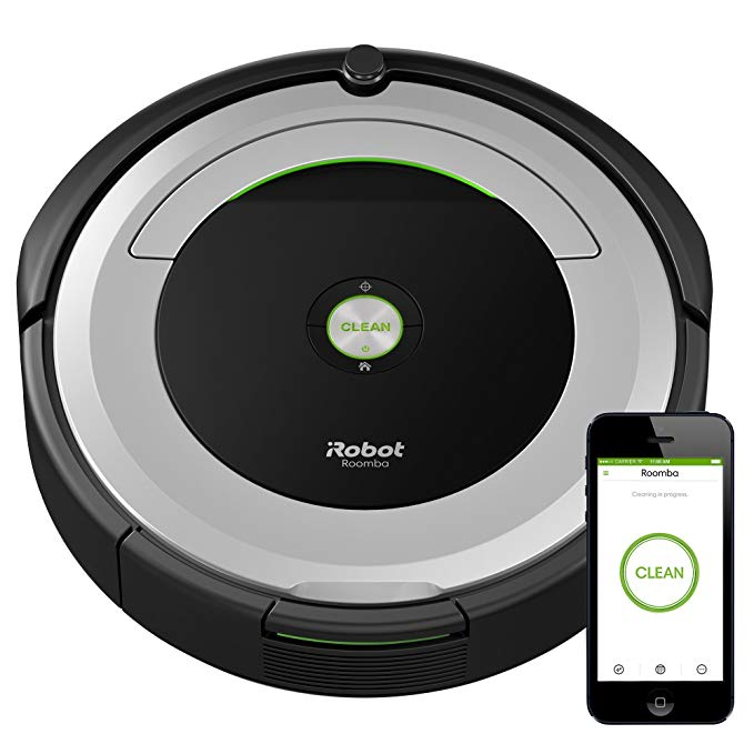 aspirateur iRobot Roomba 690