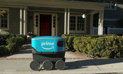 Amazon teste la livraison avec les robots Scout