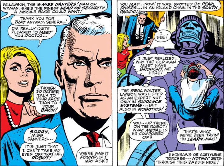 Captain Marvel : théorie sur ses origines et Mar-Vell