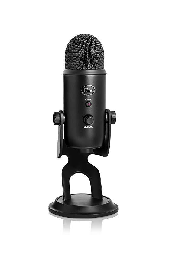 microphone USB Blue Yeti