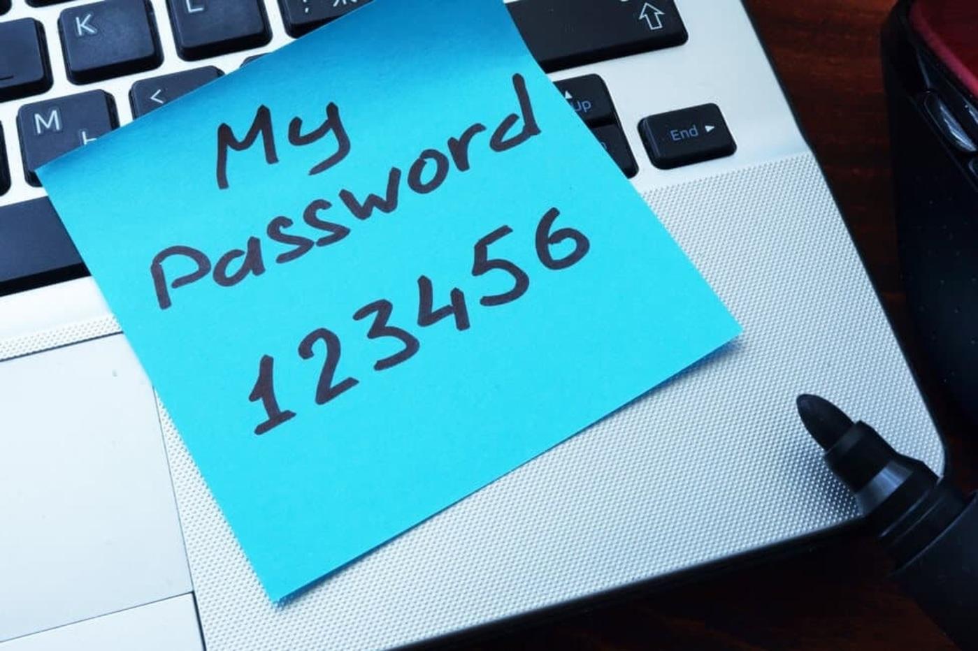Bien choisir un mot de passe