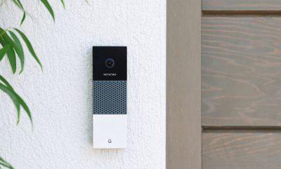 Netatmo sonnette vidéo intelligente