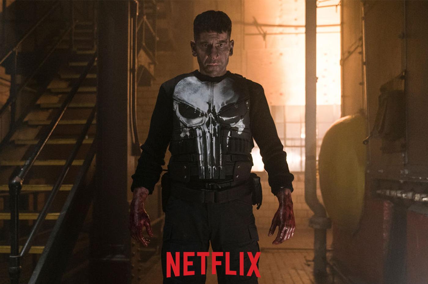 Netflix The Punisher