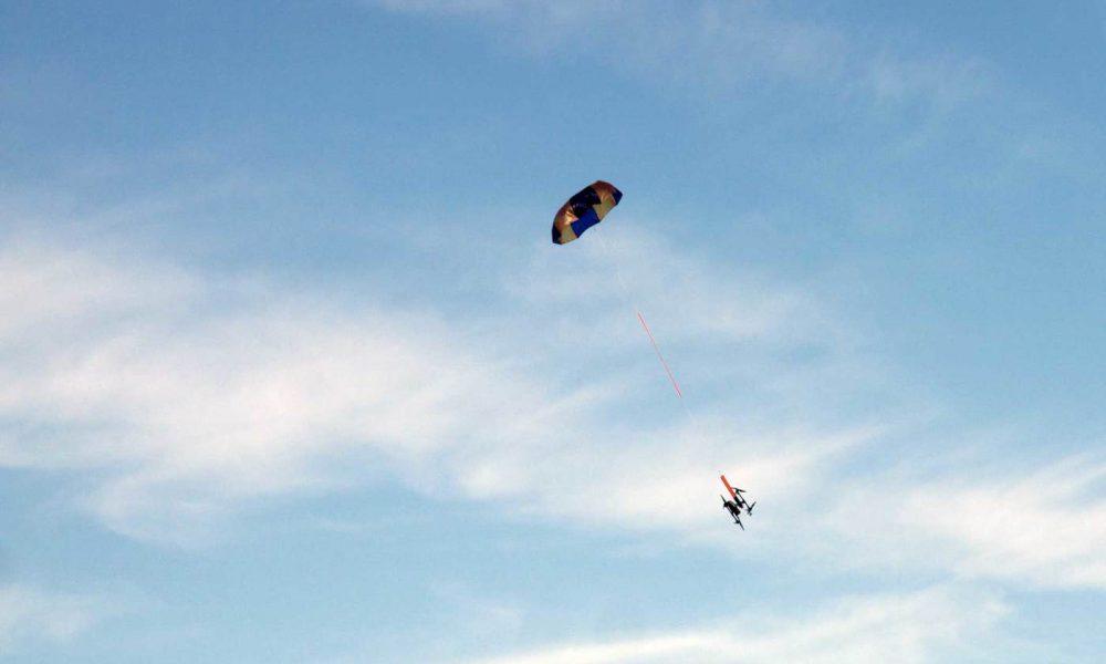 Nexus, le parachute pour drone