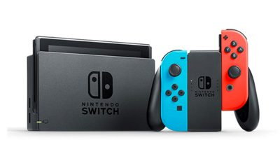 Nintendo Switch Bon Plan