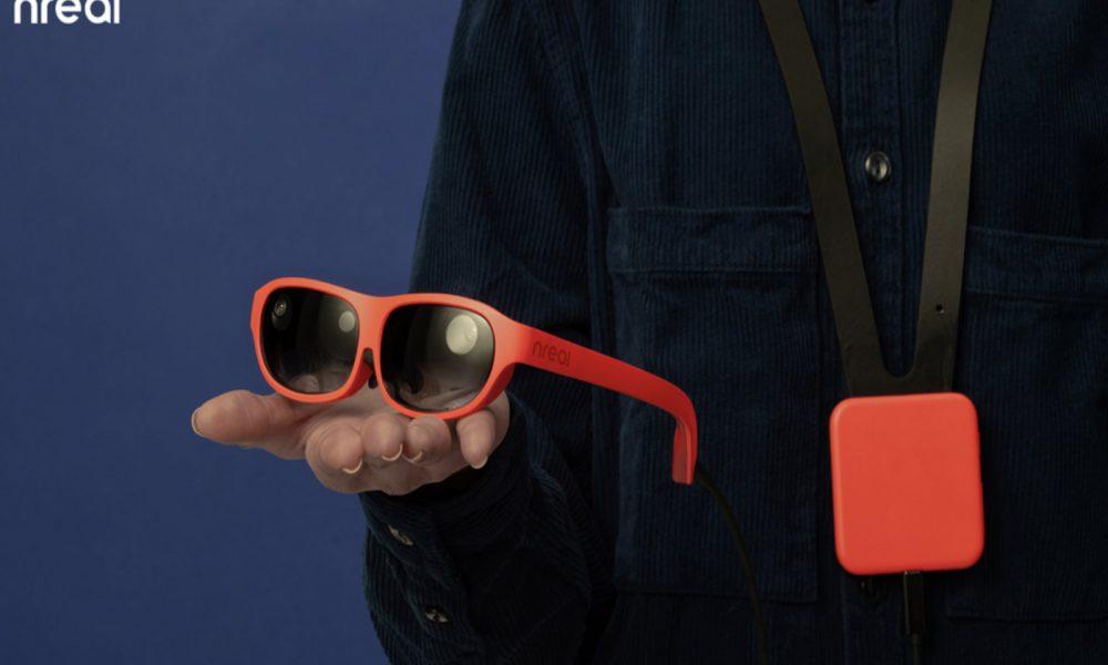 lunettes Nreal