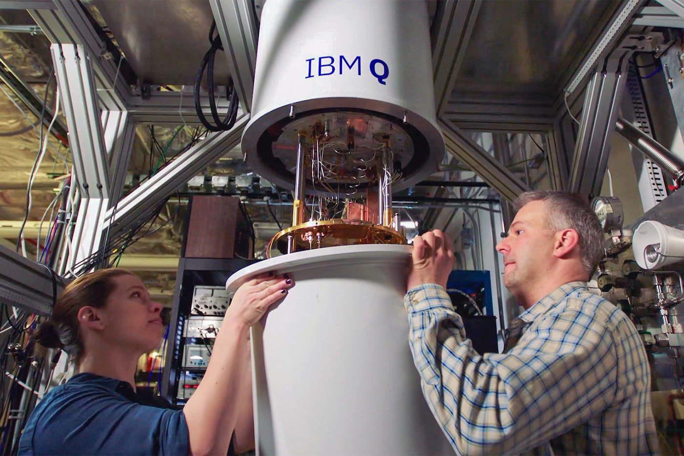 IBM cherche t-il à démocratiser les ordinateurs quantiques
