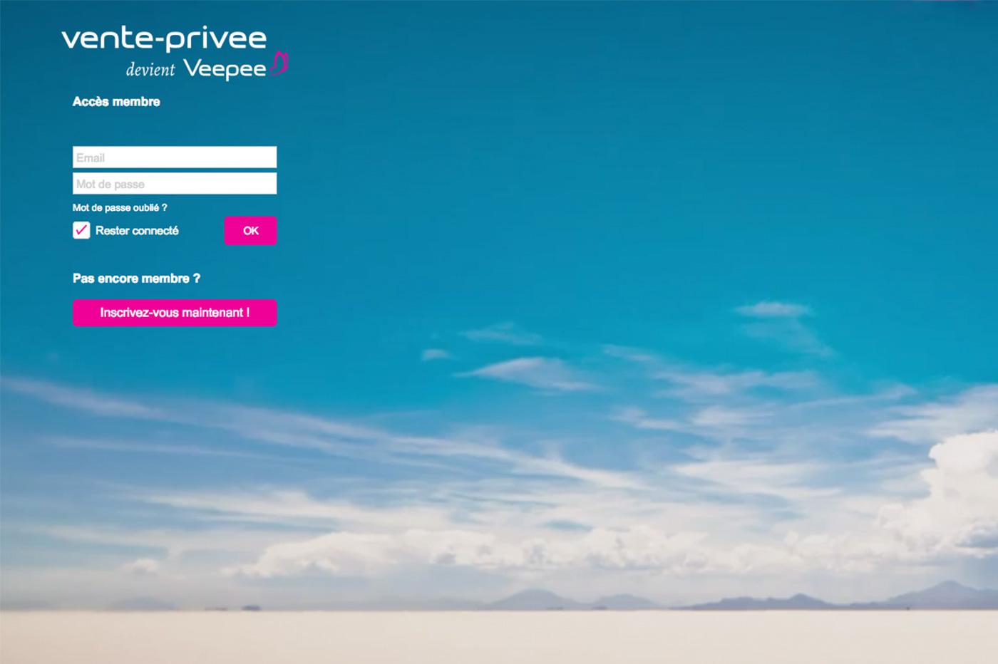 Vente-privée.com change de nom
