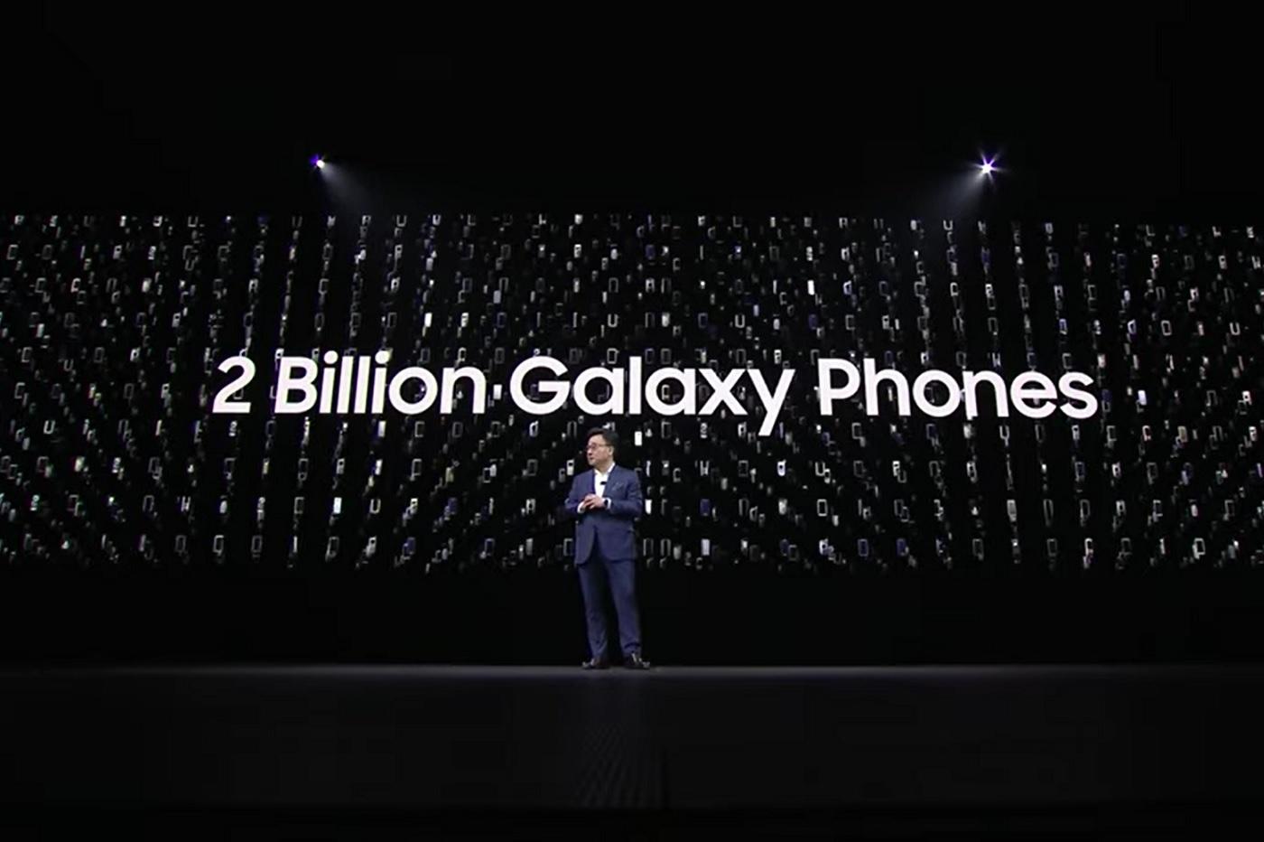 2 milliards de Galaxy vendus