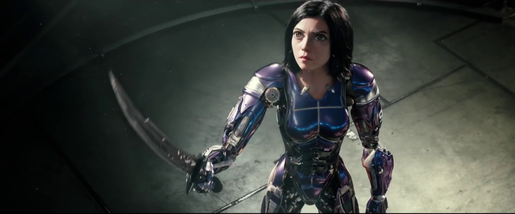 Alita Battle Angel avis critique sans spoiler Gunnm
