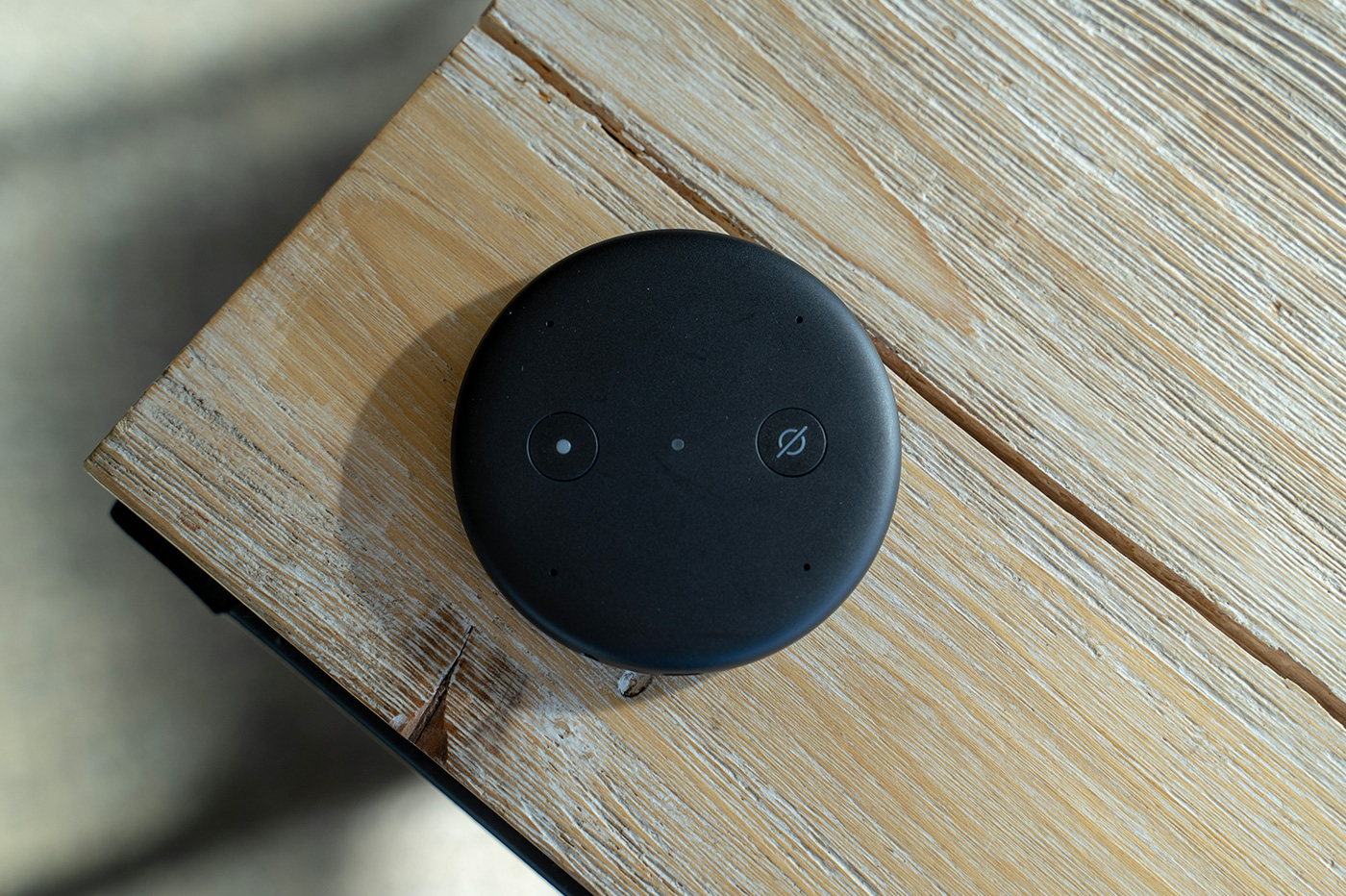 Avis Amazon Echo Input